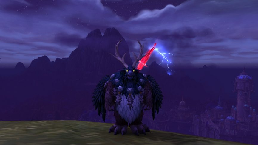 World of Warcraft Moonkin