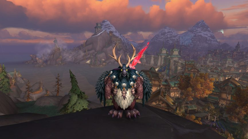 World of Warcraft Moonkin