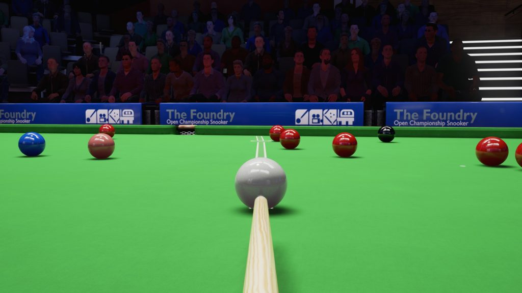 Snooker Nation Crowd