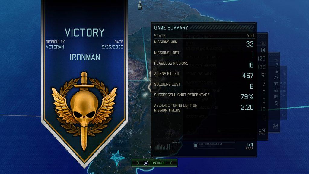 XCOM 2 Stats