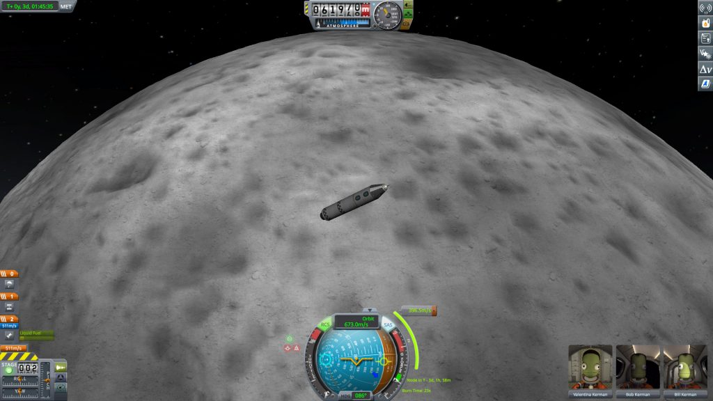 Kerbal Space Program Mun