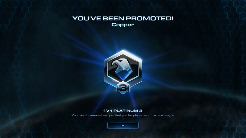 Starcraft 2 Platinum League