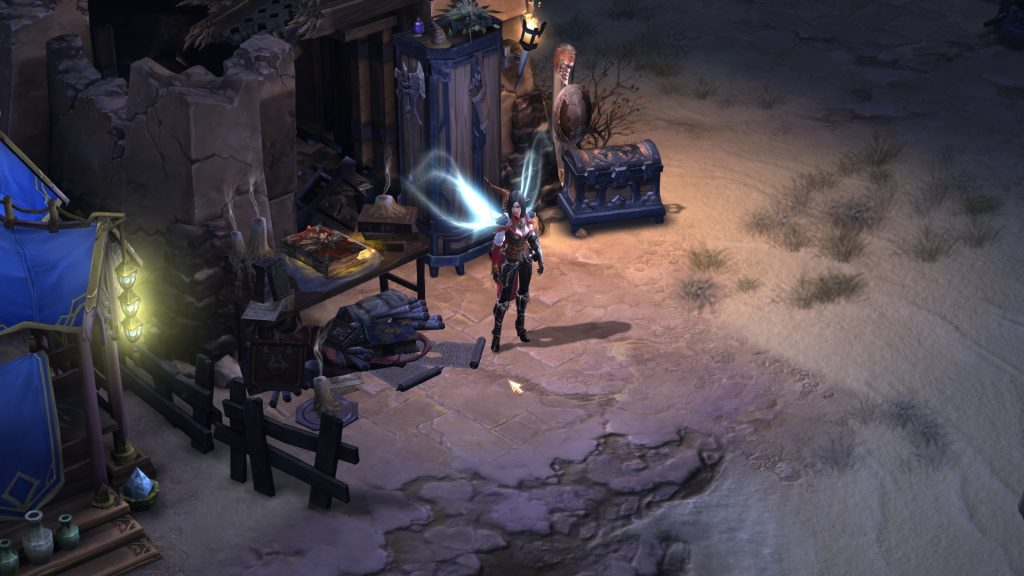Diablo III New Demon Hunter