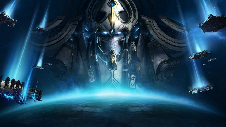 Protoss Starcraft 2 Ladder Games