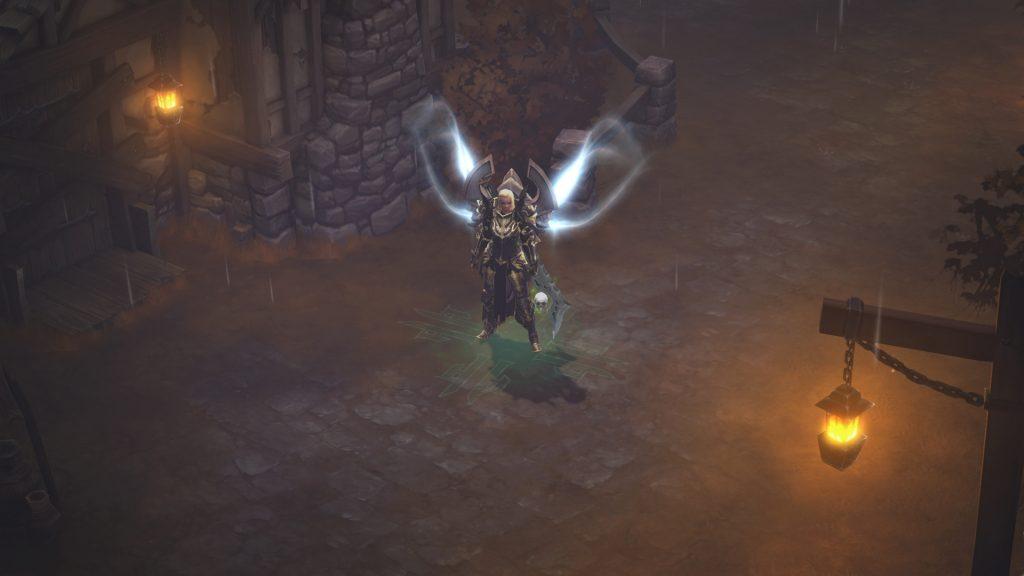 Diablo III Season 17 Hardcore Crusader