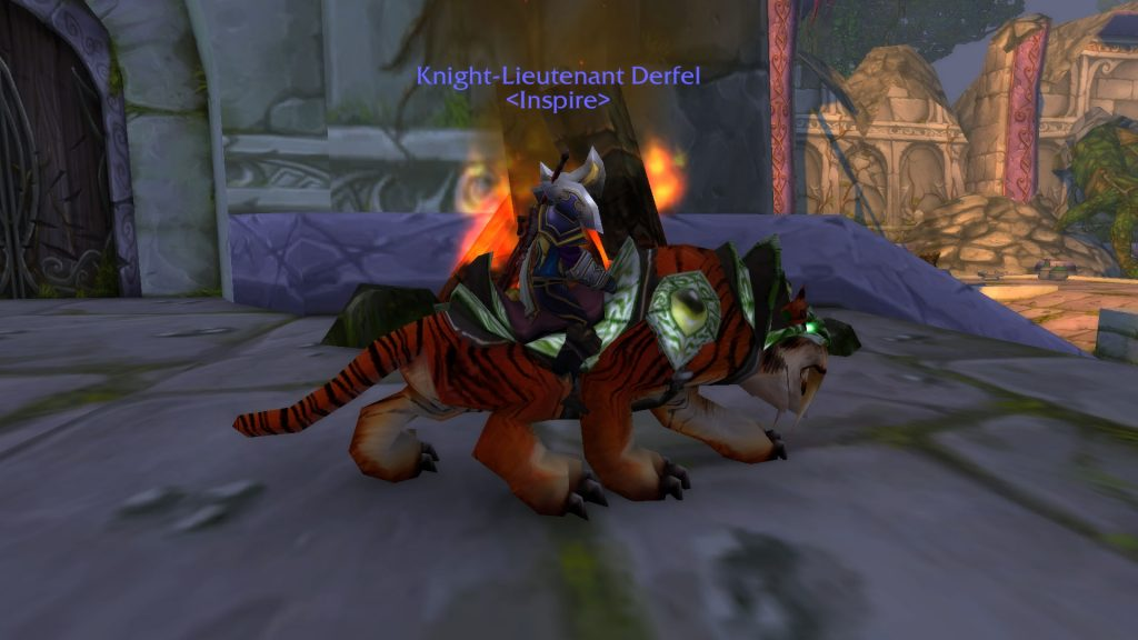 Zul'Gurub Swift Zulian Tiger