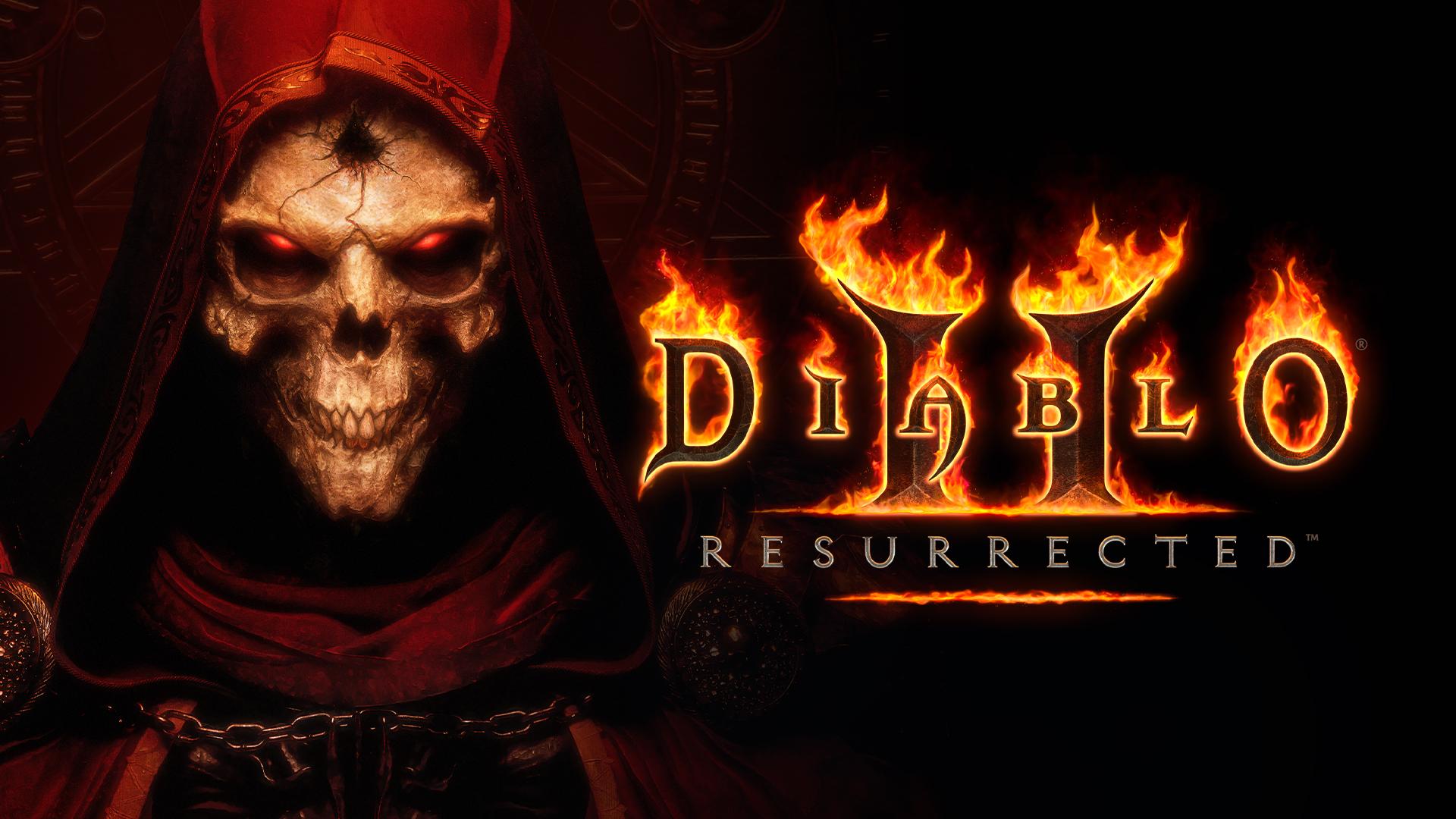 Diablo II Resurrected Announcement