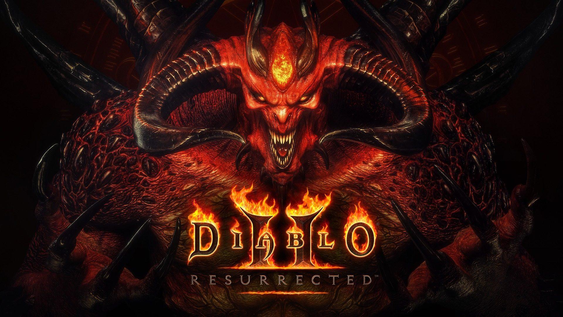 Diablo II Resurrected Launch